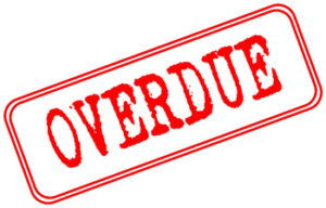Dealing with Overdue Receivables